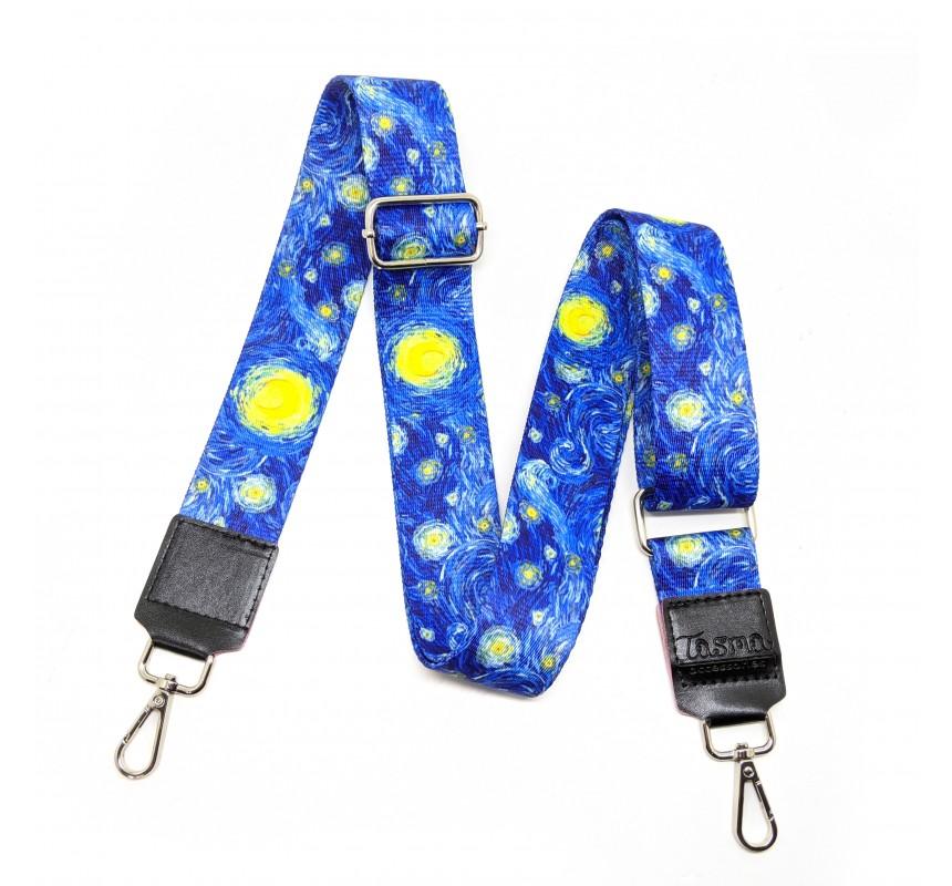 Bag Strap   Starry night